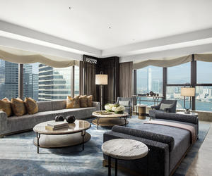万豪国际集团迎来全球第7000家开业酒店——香港瑞吉酒店