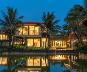 富国岛长滩洲际度假酒店揭幕五栋俯瞰莲湖的全新别墅