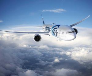 埃及航空全新787夢想客機計劃執飛中國航線