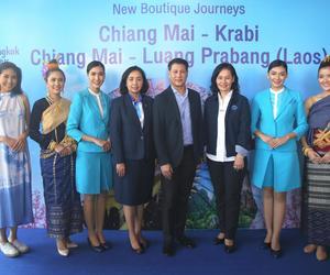 曼谷航空开通清迈至甲米或琅勃拉邦航线 游客无须再从曼谷转机