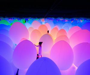广州富力丽思卡尔顿酒店推出teamLab艺术梦境入住套餐