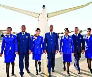 南非航空广州 直飞往返约翰内斯堡航线将于9月正式开通