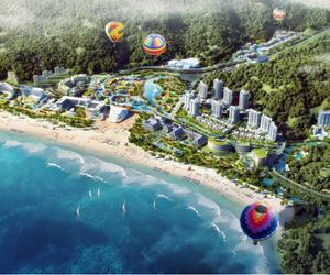 佳兆业金沙湾国际乐园项目正式发布 构建粤港澳滨海国际文旅创新生活圈