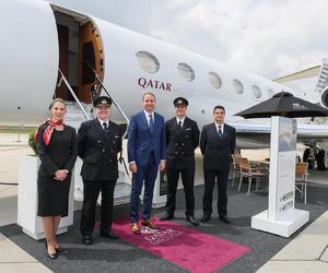 卡塔尔商务包机宣布成立上海办事处 并发布全球发展计划