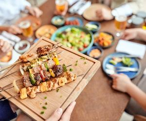 璞尚酒店:BaBaQrunch,地中海風情燒烤季