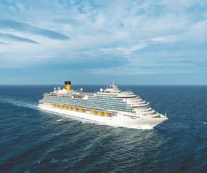 歌诗达新邮轮Costa Firenze将于2020年12月抵达中国
