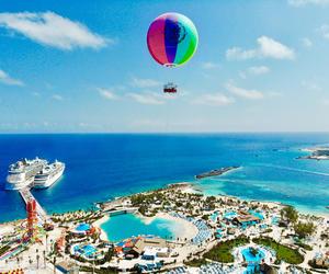 备受期待的皇家加勒比私属岛屿项目-可可岛完美假日正式对外开放