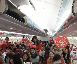 亞洲航空全新沈陽-曼谷直飛航線正式首航