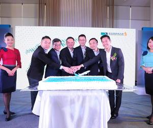 勝安航空重慶開航15周年慶典隆重舉行