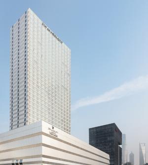 中國首家JW萬豪侯爵酒店上海魯能JW萬豪侯爵酒店華麗啟幕