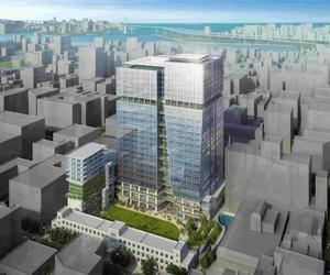 萬豪國際集團簽約積水住宅聯袂打造福岡麗思卡爾頓酒店