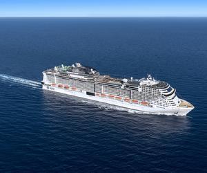 地中海鸿图号掀开MSC地中海邮轮环境管理长期承诺新篇章