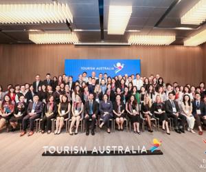 澳大利亞旅游局在華舉辦重要商務會獎活動  全方位展現澳大利亞商務會獎活動承辦力