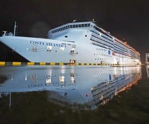 中船嘉年华邮轮有限公司首船交付 助力中国邮轮经济开启新航程