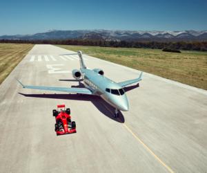 維思達公務機宣布和法拉利車隊于2020年世界一級方程式錦標賽再度合作