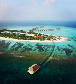 在馬爾代夫庫勒德瓦魯莫凡彼度假村來一趟盼望已久的夢幻天堂獎勵之旅