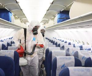 """構建陸空防疫""""安全網"""" 曼谷航空再提升機艙機場消毒程序標準"""
