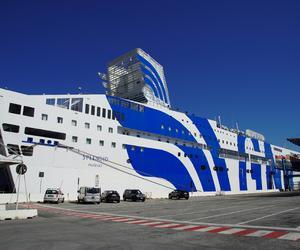 "MSC地中海航运集团旗下渡轮成为意大利""海上方舱"""