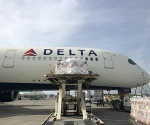 達美航空啟動中美貨運航班,保障中美醫療物資供應鏈暢通