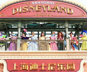 疫情之后,上海迪士尼樂園重新開放