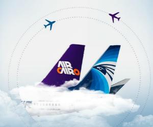埃及航空與開羅航空簽署諒解備忘錄 通過加強合作抵御新冠病毒疫情沖擊