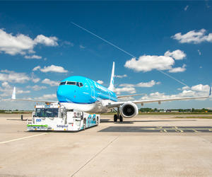 荷蘭皇家航空啟動飛機可持續滑行試驗 減少由滑行產生碳排放