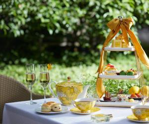 上海静安香格里拉大酒店携手米勒 · 海莉诗推出跨界下午茶