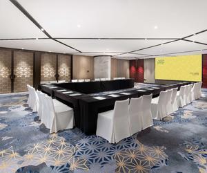 上海世茂皇家艾美酒店夏季会议优享礼遇