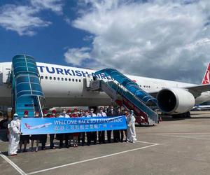 土耳其航空已于2020年7月21日復飛伊斯坦布爾至廣州客運航班