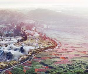 全球第一个以伊甸园为主题的生态教育小镇落户天津蓟州