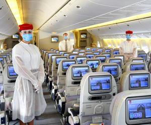 阿聯酋航空再次升級保障舉措 為乘客承擔新冠肺炎醫療及隔離費用