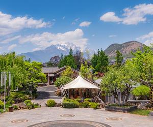 麗江和府洲際度假酒店時光吧推出野餐下午茶