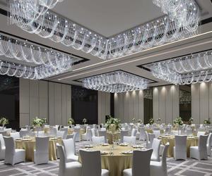 天际酒店重庆尼依格罗上演摩登婚礼秀