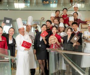 广州四季酒店愉粤轩三度荣获2020广州米其林指南一星餐厅