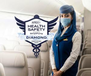 沙特阿拉伯航空公司机上健康安全措施获得钻石奖
