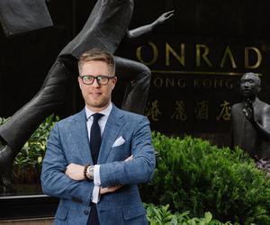 杨彦森出任香港港丽酒店总经理