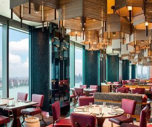 """万豪国际旗下七家餐厅荣膺""""2021黑珍珠餐厅指南"""""""