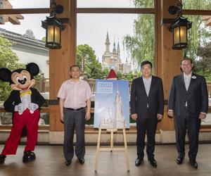 中国旅游研究院发布《上海迪士尼度假区快乐旅游趋势报告》