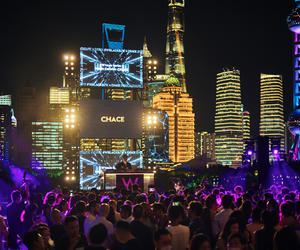 W酒店全新潮流文化巡游之旅#WBLACKBOX于上海外滩W酒店高燃开启