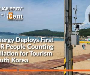 韩国旅游业安装首个基于激光雷达的人数统计解决方案